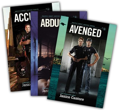 Pacific Coast Justice Series, Volumes 1-3  -     By: Janice Cantore