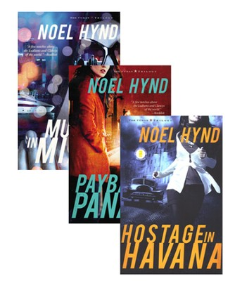 Cuban Trilogy, Volumes 1-3  -     By: Noel Hynd