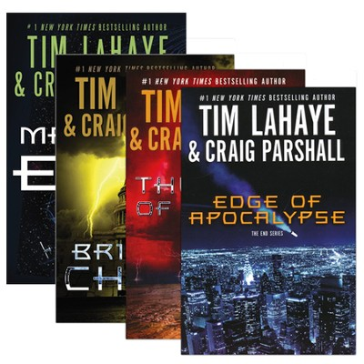 The End Series, Volumes 1-4  -     By: Tim LaHaye, Craig Parshall