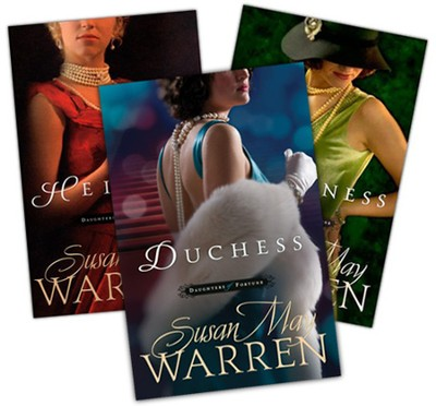 Daughters of Fortune Series, Volumes 1-3  -     By: Susan May Warren