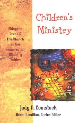 Children's Ministry   -     By: Judy Comstock