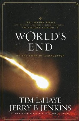 #4: World's End: On the Brink of Armageddon-Left Behind Compilation  -     By: Jerry B. Jenkins, Tim LaHaye