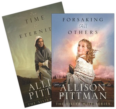 Sister Wife Series, Vols. 1-2   -     By: Allison Pittman