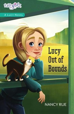 Lucy Out of Bounds - eBook  -     By: Nancy Rue