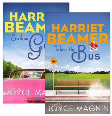 Harriet Beamer Series, Volumes 1 & 2  -     By: Joyce Magnin