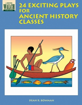 Digital Download 24 Exciting Plays for Ancient History Classes - PDF Download  [Download] -     By: Dean Bowman