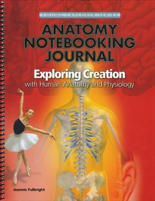 Notebooking Journal for Human Anatomy and Physiology   -     By: Jeannie K. Fulbright