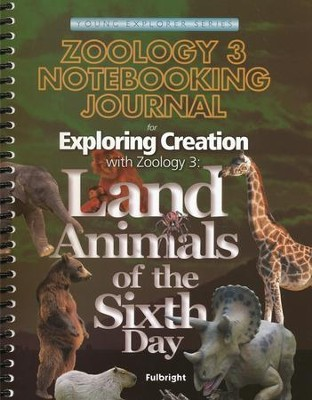 Exploring Creation with Zoology 3 Notebooking Journal   -     By: Jeannie K. Fulbright