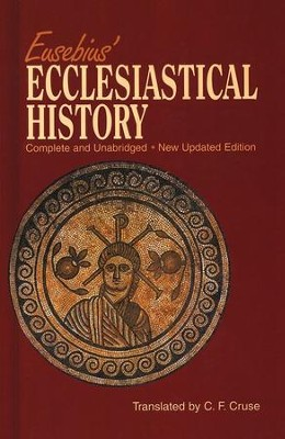 Eusebius Ecclesiastical History - Slightly Imperfect   -