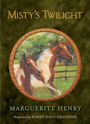 Misty's Twilight - eBook  -     By: Marguerite Henry