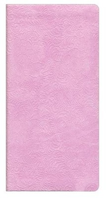 NLT Pocket Thinline New Testament with Psalms & Proverbs, Pink Imitation Leather  -