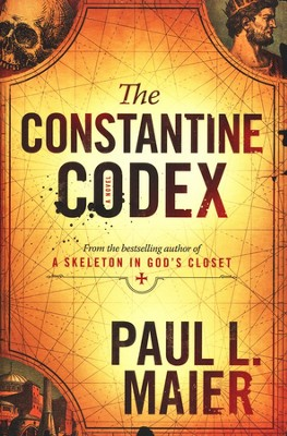 The Constantine Codex, Hardcover   -     By: Paul L. Maier