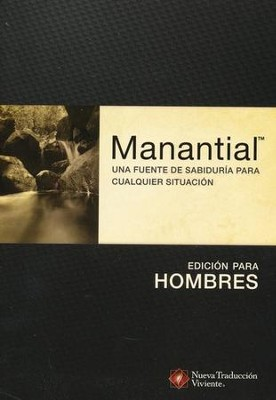 Manantial, Edición para Hombres  (TouchPoints for Men)  -     By: Ronald A. Beers, Amy E. Mason