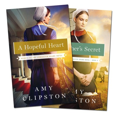 Hearts of Lancaster Grand Hotel Series, Volumes 1 & 2  -