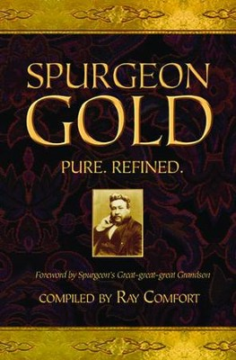 Spurgeon Gold-Pure Refined - eBook  -     By: Ray Comfort
