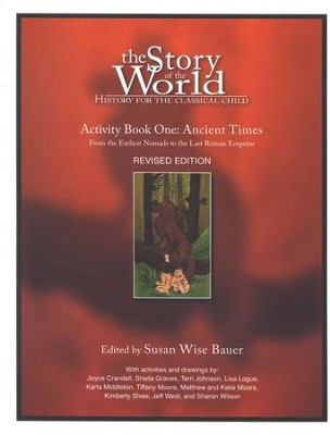 Activity Book, Vol 1: The Ancient Times, Story of the World    -     By: Susan Wise Bauer