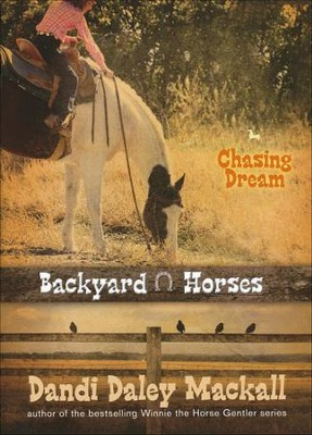 #3: Chasing Dream  -     By: Dandi Daley Mackall