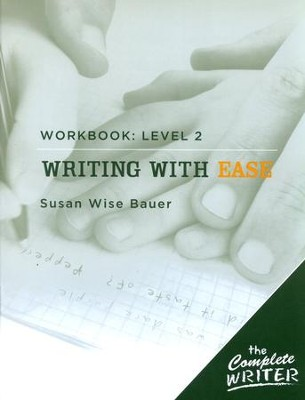 Writing with Ease Level Two Workbook  - Slightly Imperfect  -
