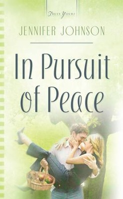 In Pursuit Of Peace - eBook  -     By: Jennifer Johnson