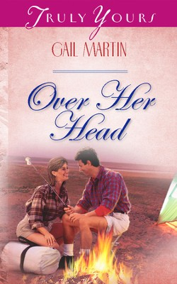 Over Her Head - eBook  -     By: Gail Gaymer Martin