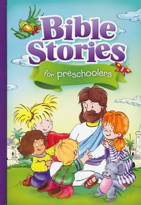 Bible Stories for Preschoolers  -     By: Monika Kustra, Andrzej Chalecki