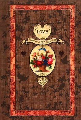 NLT, Vintage Gift Collection: Love Devotional New Testament (w/Psalms and Proverbs)  -