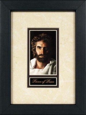 Prince of Peace Framed Print  -     By: Akiane Kramarik