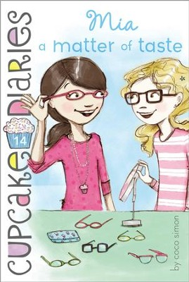 Mia a Matter of Taste - eBook  -     By: Coco Simon