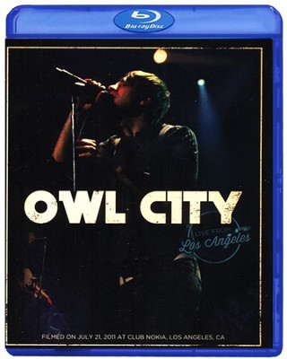 Live from Los Angeles Blu-Ray   -     By: Owl City