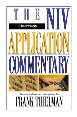 Philippians: NIV Application Commentary [NIVAC] -eBook  -     By: Frank Thielman