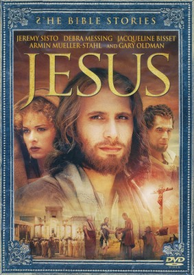 The Bible Stories: Jesus, DVD   -