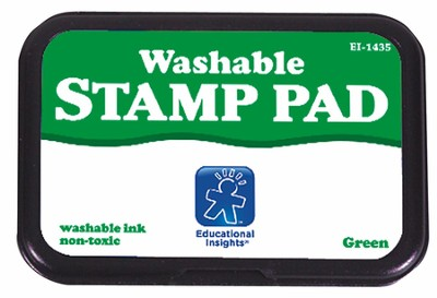 Green Stamp Pad         -