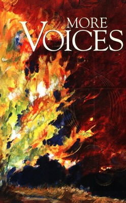 More Voices  -     By: United Church Publishing House