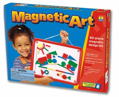 Magnetic Art Kit   -