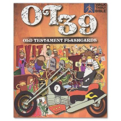 OT39 Old Testament Flashcards   -