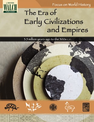 Digital Download Focus on World History: The Era of Early Civilizations and Empires - PDF Download  [Download] -