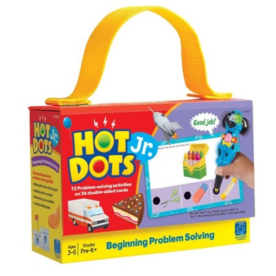 Hot Dots Jr. Cards: Problem Solving   -