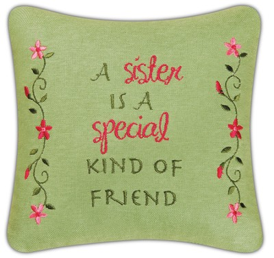 Special Friend Pillow  -