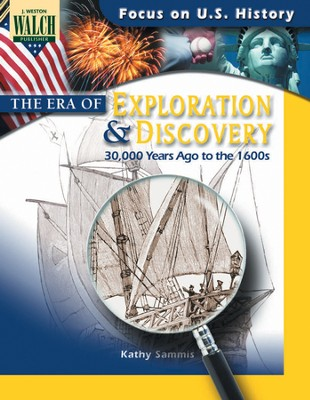 Digital Download Focus on U.S. History: The Era of Exploration and Discovery - PDF Download  [Download] -     By: Kathy Sammis
