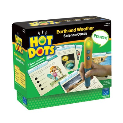Hot Dots Science: Earth and Weather   -