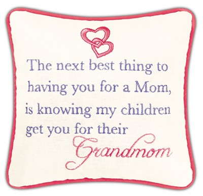 Grandmother Pillow  -