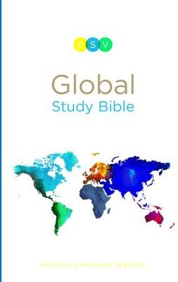 ePub-ESV Global Study Bible - eBook  -