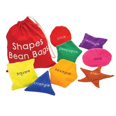 Shapes Bean Bags   -