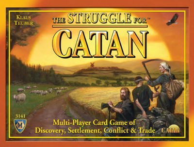 The Struggle for Catan Game   -