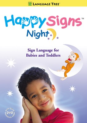 Happy Signs Night: Signs for Babies/Toddlers  -