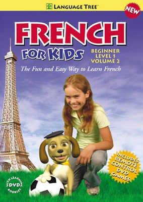 French for Kids Beginner Volume 2  -