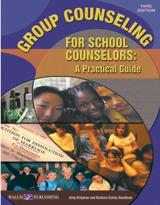 Digital Download Group Counseling for School Counselors 3rd Edition - PDF Download  [Download] -     By: Greg Brigman