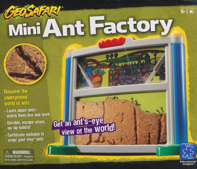 GeoSafari Mini Ant Factory   -