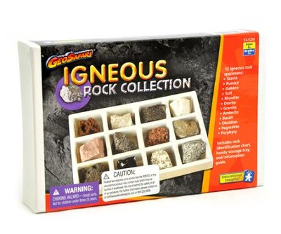 Igneous Rock Collection   -