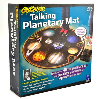 GeoSafari Talking Planetary Mat    -